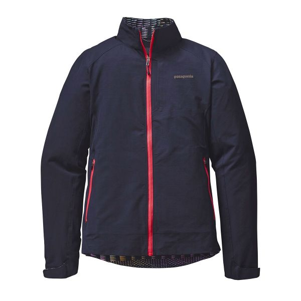 Dirt Craft Jacket Womens Navy Blue