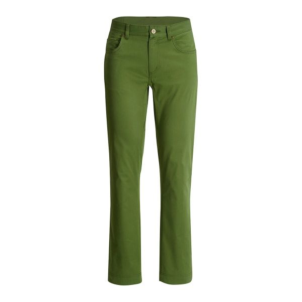 Stretch Font Pants Front Cargo
