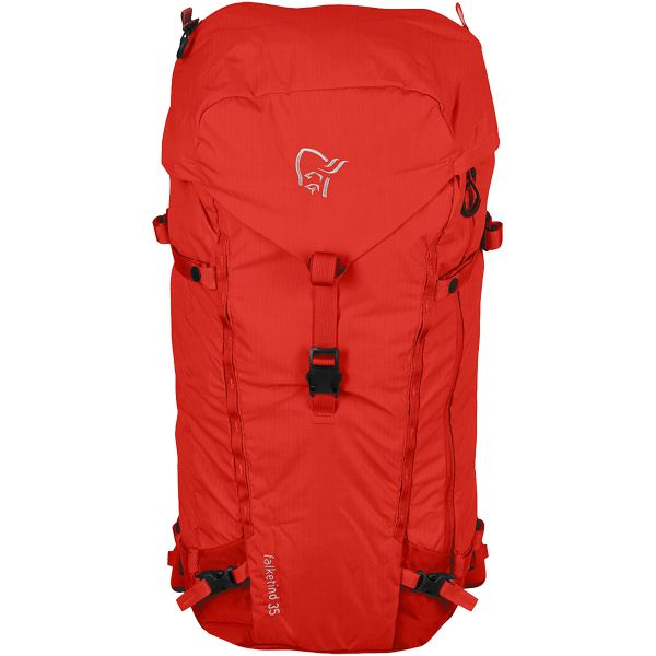 Norrona Falketind Pack 35L climbing mountaineering