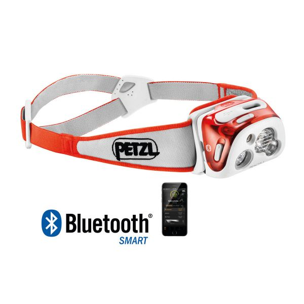 Petxl Reactik+ Headtorch Coral