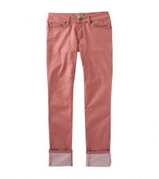 prAna Kara Jean Women organic cotton polyester stretchy breathable wicking climbing casual