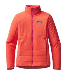Nano-Air Light Hybrid Jacket Women's insulating breathable high performance trail running ski touring alpinism mid later
