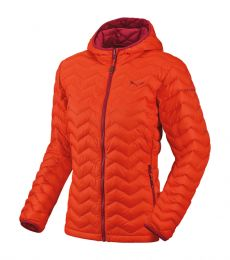Salewa Fanes Down Jacket Women's 2017 Terracotta rock climbing mountaineering alpine