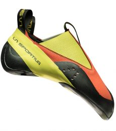 La Sportiva Maverink younger kids climbing shoe performance sport bouldering no edge technology