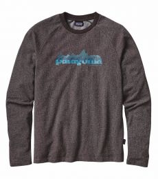 Nightfall Fitz Roy Lightweight Crew Sweatshirt, sweater, jumper, climbing sweatshirt