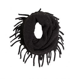Jane Scarf Womens 2015 (Coal)