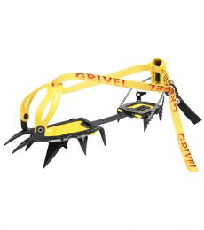 Grivel G12 New-Matic (w/antibott) Crampons