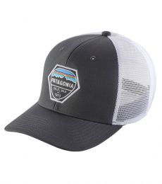 Fitz Roy Hex Trucker Hat