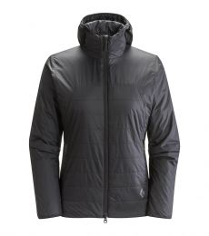 Black Diamond Access Hoody Women primaloft gold insulated jacket