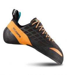 Scarpa Instinct Lace stiff performance downturned multipitch edge edging sport climbing bouldering all-round