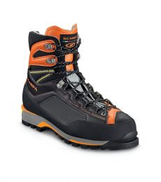 Scarpa Rebel Pro GTX Mountaineering Boot three four season speed technical lightweight ice climbing mixed climbing