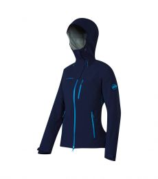 Mammut Makai Jacket Womens 2017 waterproof windproof breathable mountaineering alpine rock ice climbing rain