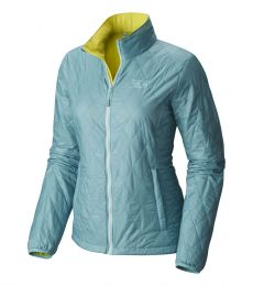 Mountain Hardwear Thermostatic Jacket Womens 2017 rock climbing mountaineering alpine fleece synthetic